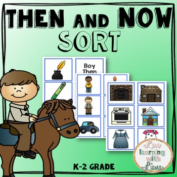 Then and Now Sort