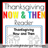 Now and Then Thanksgiving Reader