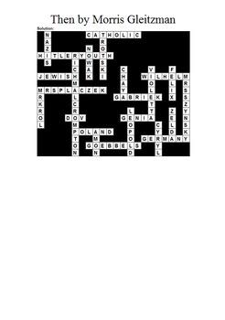 Then by Morris Gleitzman - Crossword Puzzle