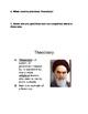 Theocracy Worksheet