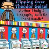 Theodor Geisel Dr. Seuss Author Study Biography Flip Books
