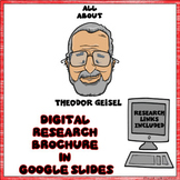 "Theodor Geisel ""Dr. Seuss"" Digital Research Brochure"