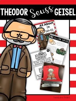Theodor Seuss Geisel Author Study and Book Report