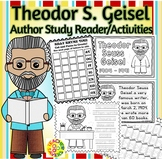 Theodor Seuss Geisel Author Study with Reader/Activities