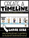 Theodor Seuss Geisel {Create a Timeline} Kindergarten & First