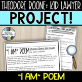 Theodore Boone: Kid Lawyer - I Am Poem