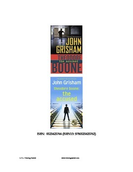 Theodore Boone - The Accused by John Grisham