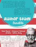 Theodore Geisel Dr. Seuss Author Study - 4 Themed ELA Activities