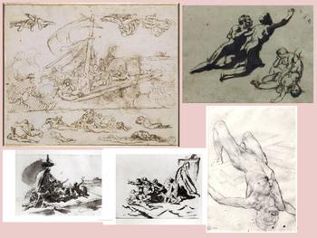 Théodore Géricault, The Raft of the Medusa, Romanticism