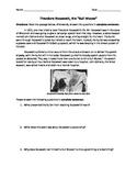 Theodore Roosevelt Attempted Murder Worksheet