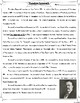 Theodore Roosevelt  Differentiated Reading Passages