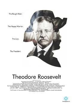 Theodore Roosevelt Mini Poster