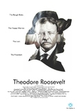 Theodore Roosevelt Mini Poster