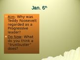 Theodore Roosevelt PowerPoint