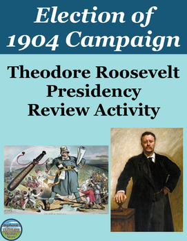 Theodore Roosevelt Review Activity