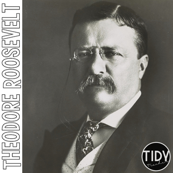 Theodore Roosevelt PebbleGo Research Hunt