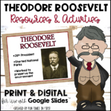 Theodore Roosevelt Activities (First Grade)