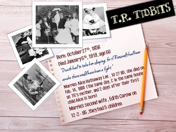 Theodore Roosevelt Square Deal Powerpoint