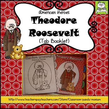 Theodore Roosevelt Tab Booklet