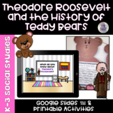 Theodore Roosevelt and The History of Teddy Bears