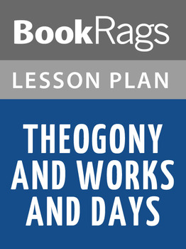 Theogony and Works and Days Lesson Plans
