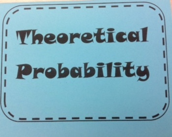 Theoretical Probability Foldable