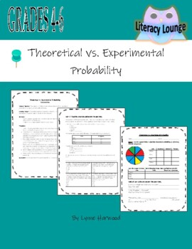 Theoretical vs. Experimental Probability Hands-On Activity
