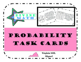 Theoretical vs. Experimental Probability Task Cards