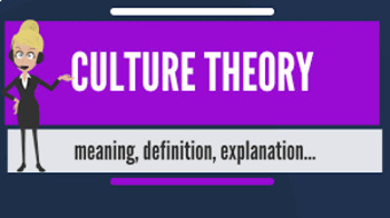 Theories of Culture
