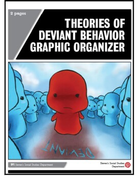 Theories of Deviant Behavior Graphic Organizer