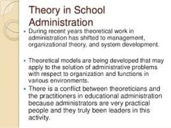 Theories of Educational Admiration