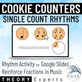 Theory Masters: Cookie Counters (Single Count) Drag & Drop
