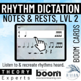 Theory Masters: Counting Rhythm (Note & Rest Dictation) Le