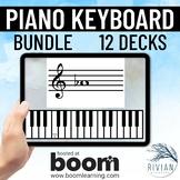 Theory Masters: Keyboard Identification Boom Deck BUNDLE