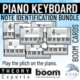 Theory Experts: Keyboard Identification Boom Deck BUNDLE