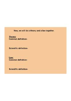 Theory V. Law PDF