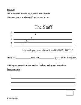 Beginning Band Theory Worksheets