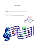 Beginning Band Theory Worksheets