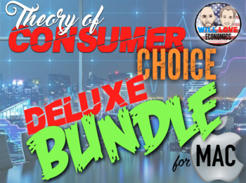 Theory of Consumer Choice Deluxe Bundle - Keynote Version (MAC USERS ONLY)