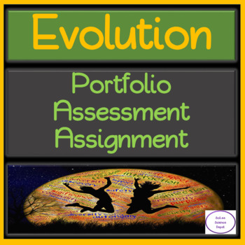 Theory of Evolution & Natural Selection: Portfolio Assessment Assignment