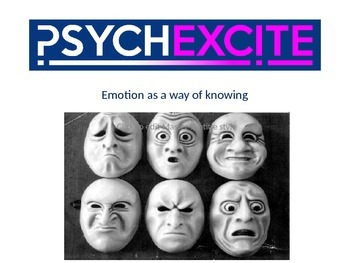 Theory of Knowledge emotion - Can Vulcans evolve?