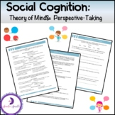 Social Skills: Perspective Taking & Theory of Mind