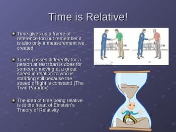 Theory of Special Relativity:  EASILY EXPLAINED Power Point!