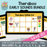 #Jun21SLPsGoDigital Theraboo Early Sounds Articulation: Cariboo Speech Therapy