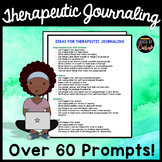 Counseling Journal Writing Prompts