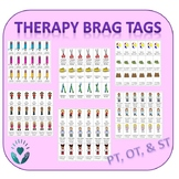 Therapy Brag Tags