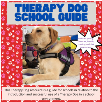 Therapy Dog School Guide