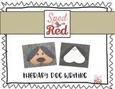 Therapy Dog Writing Craft