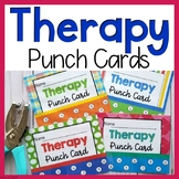 Therapy Punch Cards