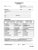Therapy Referral Form